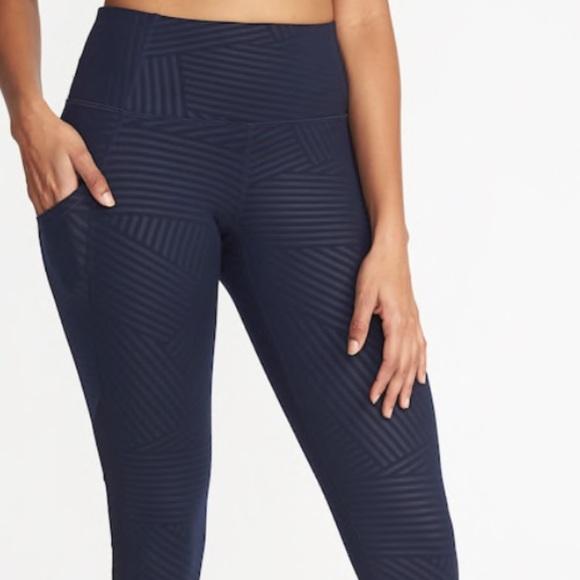 32c27eb7e591 Old Navy Pants | Leggings High Rise | Poshmark